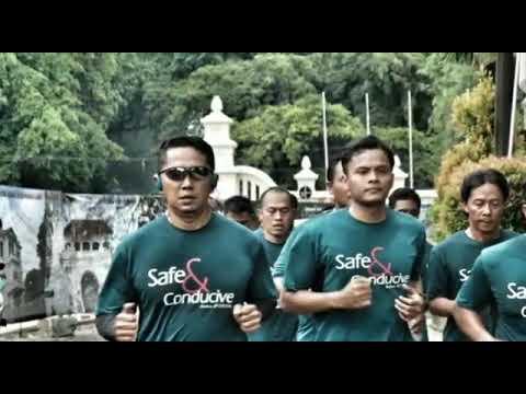Video - Woowww..!!! Ternyata Begini Cara Kodim 0735/Surakarta Tingkatkan stamina Fisik Prajuritnya