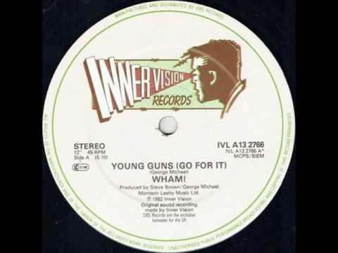 Wham & George Michael  1982  Young Guns Go For It  DJ Master Saïd Edit