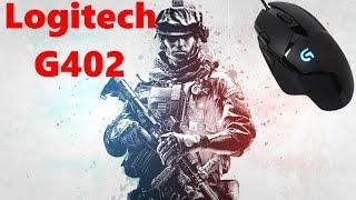 Logitech G402 Test - BF4