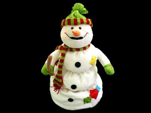 ANIMATED MELTING SNOWMAN