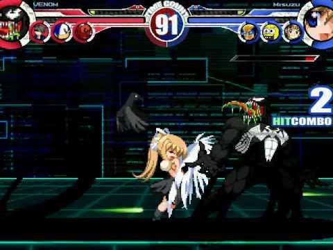 4 vs 4 MUGEN Battle #10 (Random Characters)