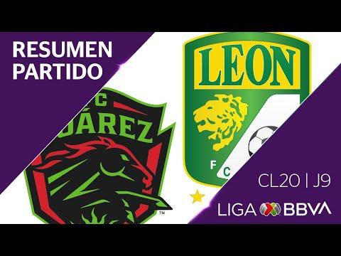 Juarez Club Leon Goals And Highlights