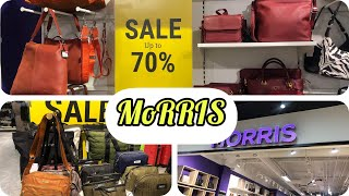 MORRIS Sale 70% || Hand Bags Sale || Suitcase Sale || New Year Sale || 2021 Sale|| winter Sale 2021