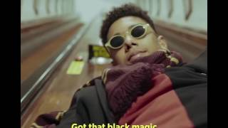 Yung Mavu - Black Magic Rap (Black Harry Potter) WITH LYRICS