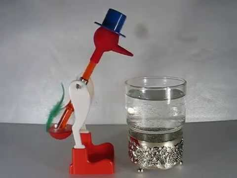 DealExtreme - Novelty Dippy Drinking Bird