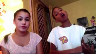 Willow Smith & Telana - LiteRope - Singing We Are Young -