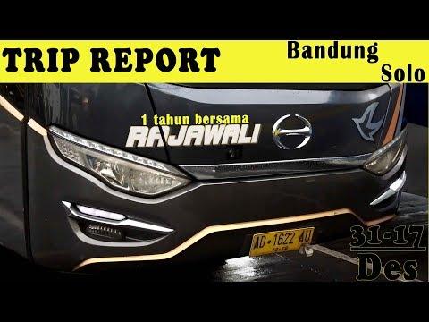 Trip Report : Bandung - Solo With Rajawali 1622 AU