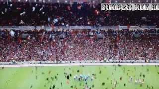 Flamengo vs Atlético PR GOLS Maracanã Final Copa do Brasil  2013