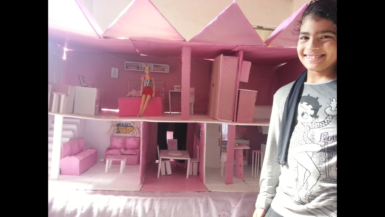Casa Barbie Youtube