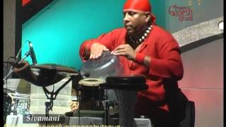 Sivamani Solo performance at the 50th Bengaluru Ganesh Utsava