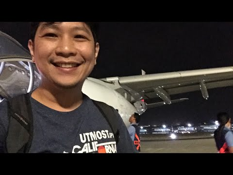 A330 Tri Class: Boarding Philippine Airlines New A330 Aircraft