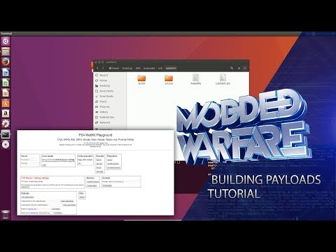How to Build Payloads in the PS4 SDK