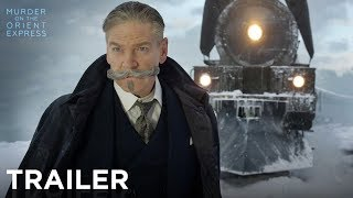 Murder On The Orient Express | Official Trailer  | Fox Star India | November 24