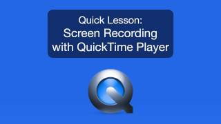 Gambar cover Mac Tutorial: Use Quicktime Player to record your screen!