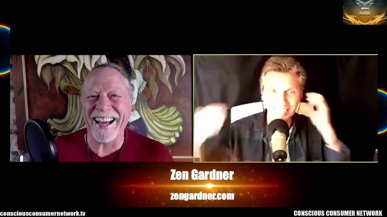 Now and Zen -  Zen Gardner talks to Ole Dammegard - 29 March 2016