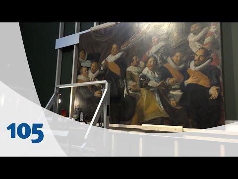 Onderzoek naar de schuttersstukken van Frans Hals | Haarlem105