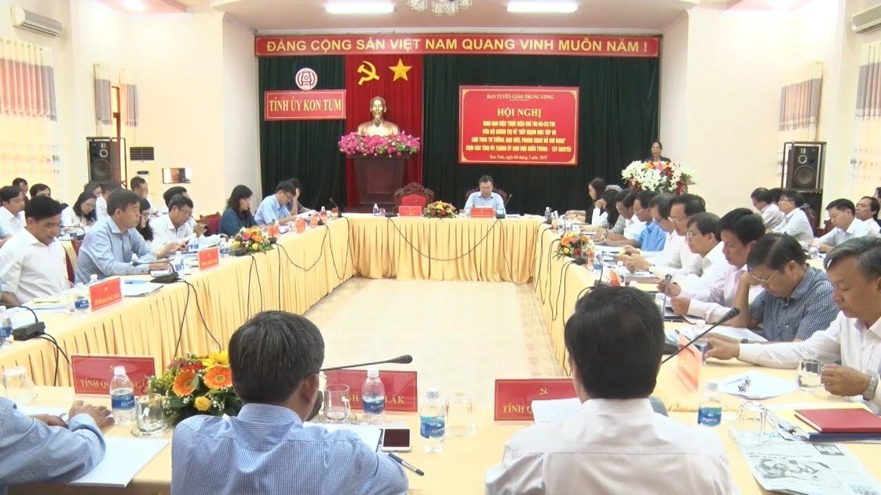 Nhiều đổi mới, sáng tạo trong học tập và làm theo tư tưởng, đạo đức, phong cách Hồ Chí Minh