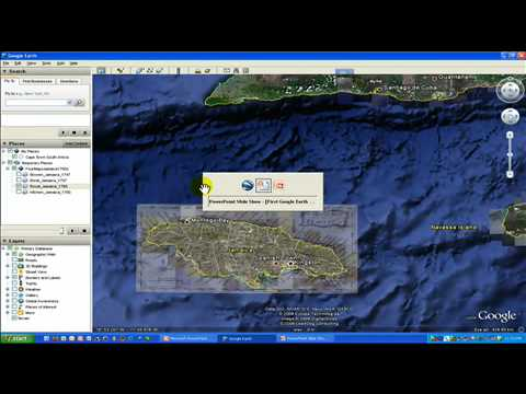google earth and historical maps youtube