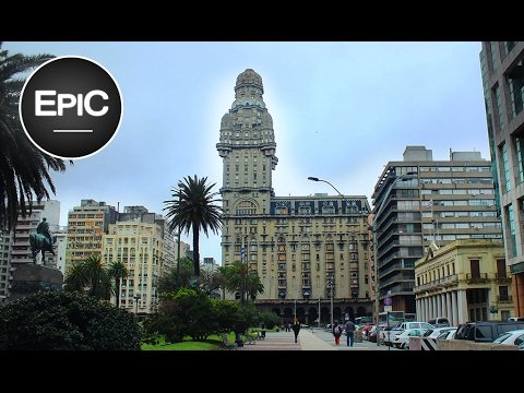 Quick City Overview: Montevideo, Uruguay (HD)