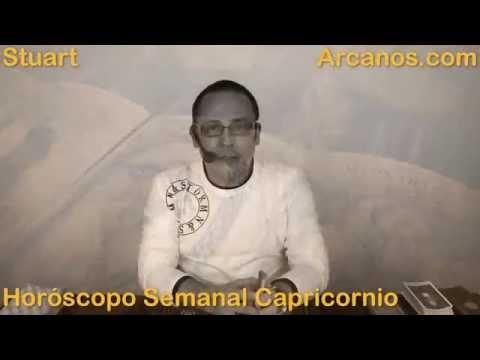 CAPRICORNIO OCTUBRE 2017-22 al 28 de Oct 2017-Amor Solteros Parejas Dinero Trabajo-ARCANOS.COM de YouTube · Duración:  4 minutos 9 segundos