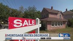 Mortgage loan rates decrease in El Paso