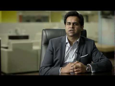 Faisal Husain CEO of Leading Global IT Services Company Synechron Shares His Views