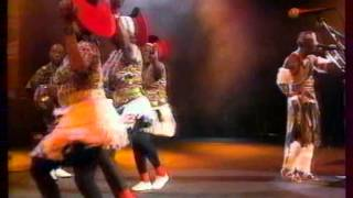 Mahlathini Mahotella Queens - Kazet live