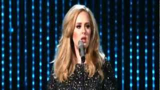 Skyfall by Adele live at Oscars 2013 (HD) Video