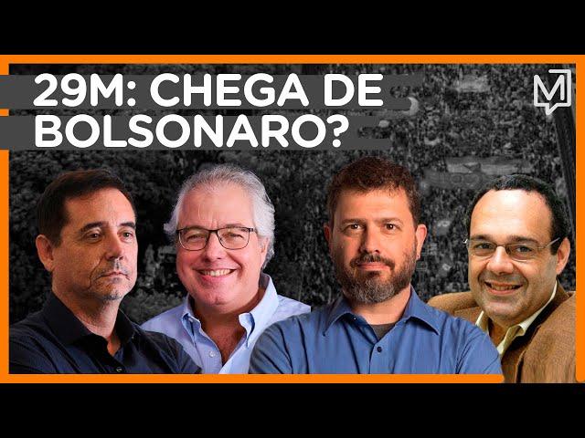Conversas: uma análise sobre as manifestações contra Jair Bolsonaro