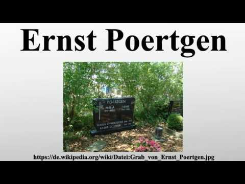 Ernst Poertgen