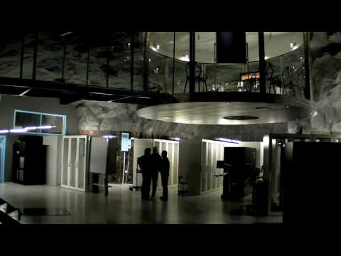 Episode 11 - White Mountain, Fit For A James Bond Villain!