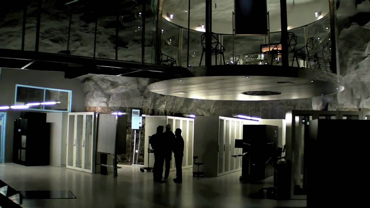 Inside the Fortified, Nuke-Proof Bunker that's Now Hosting