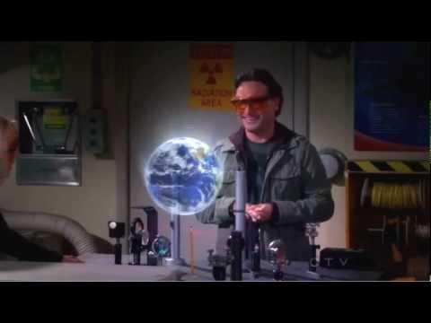 Big Bang Theory - Holographic Principle