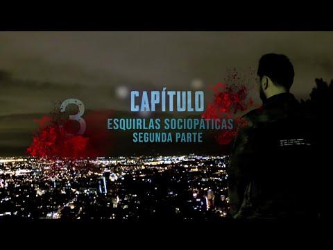 """Matarife"" Capítulo 3. Esquirlas Sociopáticas ""Segunda Parte"". from YouTube · Duration:  8 minutes 57 seconds"