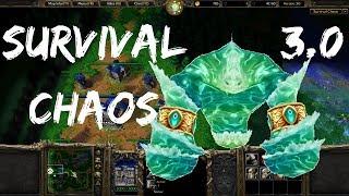 Warcraft 3 | Survival Chaos - Dumb Tactics | WarBoss