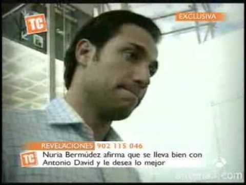TC - Nuria Bermúdez habla sobre Cristiano Ronaldo thumbnail