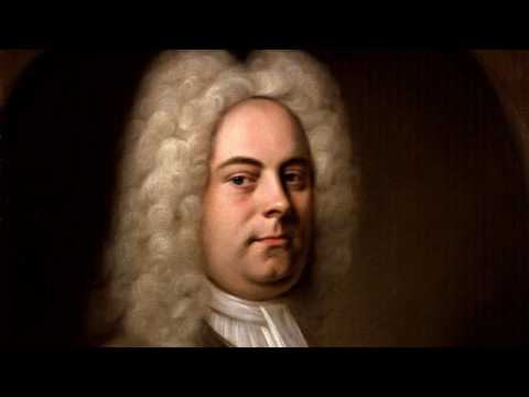 SIROY, THE KING OF PERSIA - HWV 24 - Handel