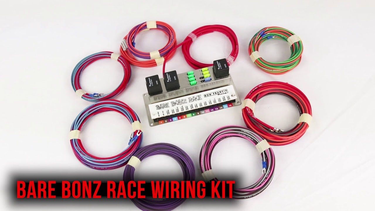 small resolution of race wiring a starter