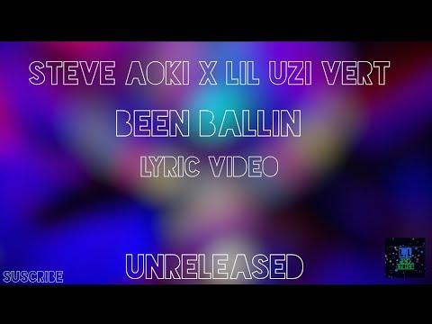 Steve Aoki X Lil Uzi Vert - Been Ballin (Lyric Video)