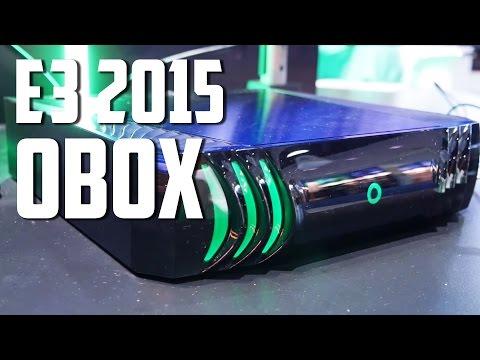 OBOX, consola modular para juegos Android en el E3 2015