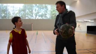 Le tutoriel de la roucoulette. Rouen Handball