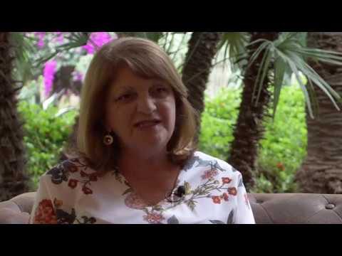 AFITEN (Asociación De Fibromialgía Y Fatiga Crónica De Tenerife)   Entrevista A Dña. Candelaria Hdez
