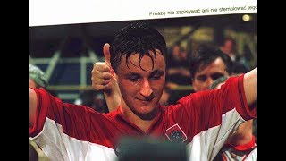 Retro TVP Sport: Polska – Rosja 3:1 (dwa gole Hajty!)