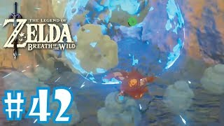Zelda Breath Of The Wild #42 - Eldin Tower (O Link que Subiu a Colina e Desceu a Montanha)