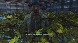 Fallout 4 finally got smiling Larry but now his being difficult to assigning him to a task