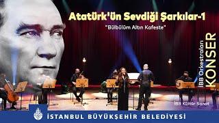 """İBB Orkestraları'ndan """"Bülbülüm Altın Kafeste"""" Resimi"""