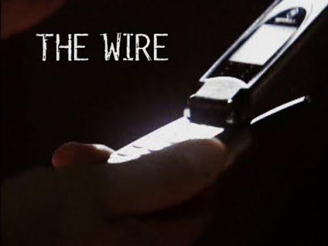 The Wire SD to HD Comparison