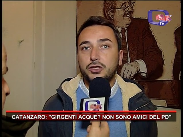 PER CATANZARO GIRGENTI ACQUE HA FALLITO