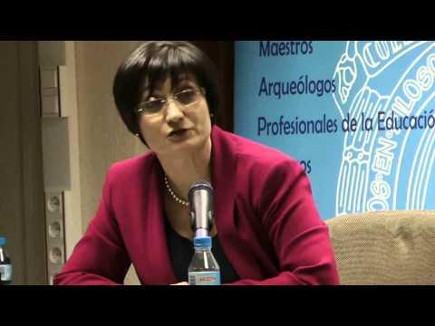 Carmen Sanz Ayán. Miembro de la Real Academia de la Historia