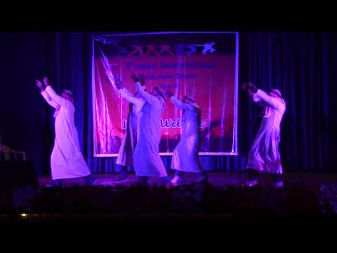 KERALA MEN'S DANCE ....YS MEN CLUB JAYANAGAR BANGALORE-TALENT NITE 2018